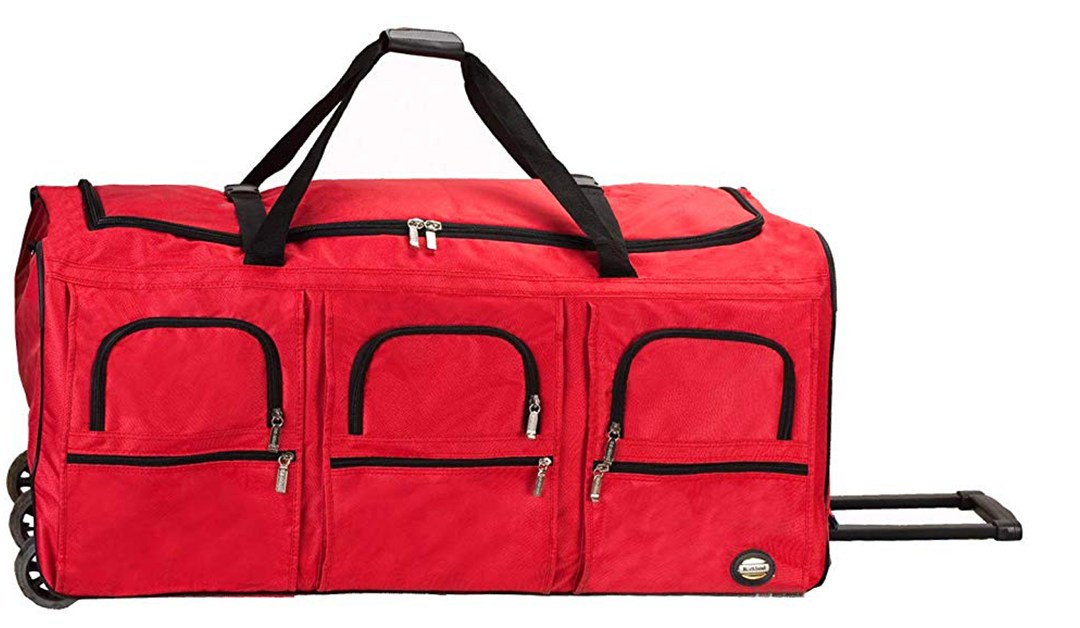Amazon | BEST PRICE: 40″ Rolling Duffle