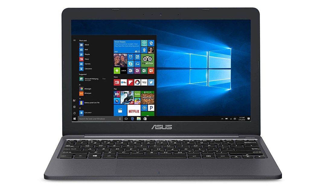 Amazon | BEST PRICE: Asus Ultra-Thin Laptop