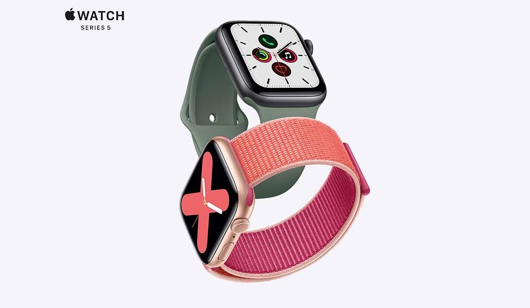 Amazon | BEST PRICE: Pre-order Apple Series 5 Watch