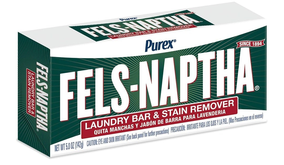 Amazon | BEST PRICE: Fels Naptha Laundry Bar and Stain Remover, 5 Ounce