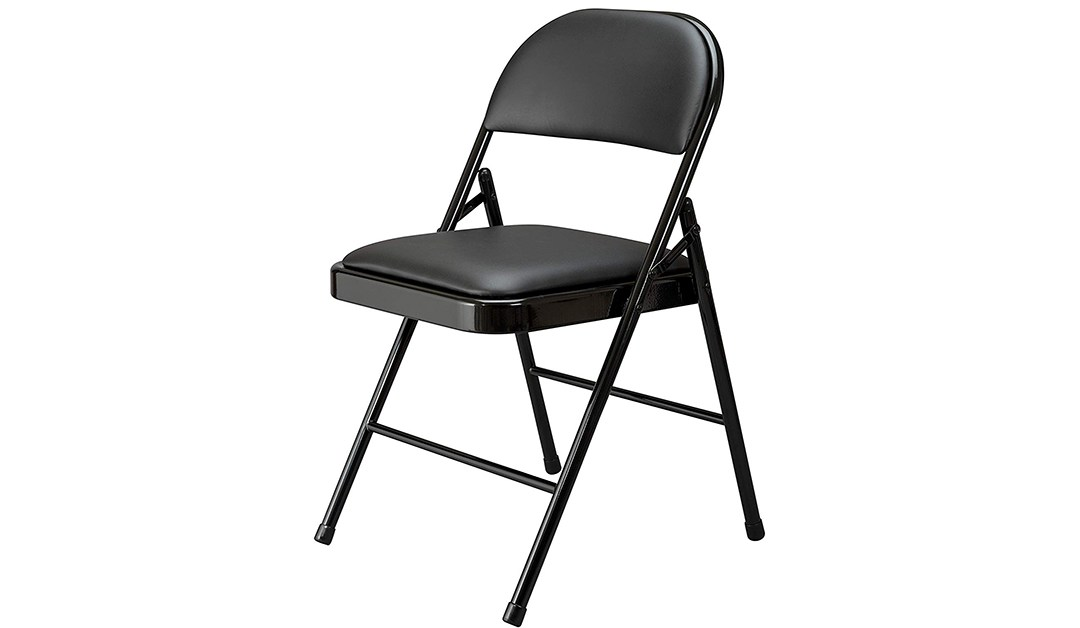 Amazon | BEST PRICE: 4-pack Folding Chairs