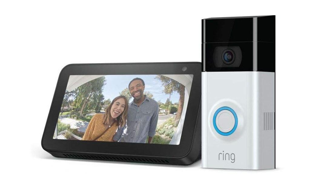 Amazon | BEST PRICE: Ring Doorbell with Echo Show