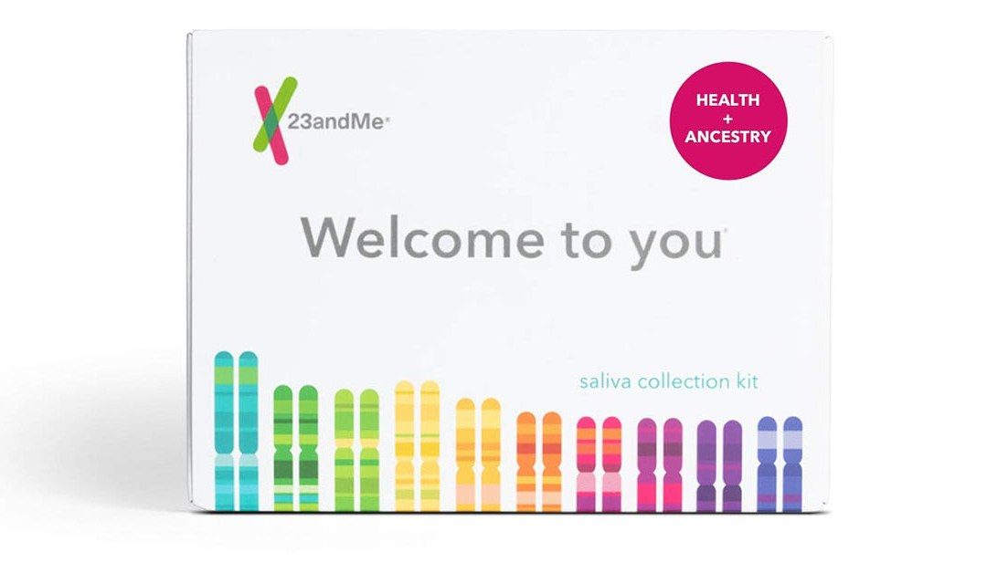 Amazon | $100 Off: 23and Me Health + Ancestry Service