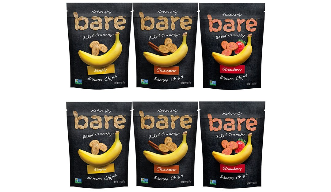 Amazon | DEAL OF THE DAY + SUBSCRIBE & SAVE: Bare Banana Chips