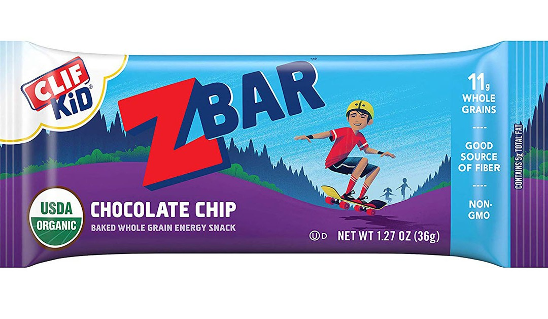 Amazon | SUBSCRIBE & SAVE: Clif Chocolate Chip Kids Bars