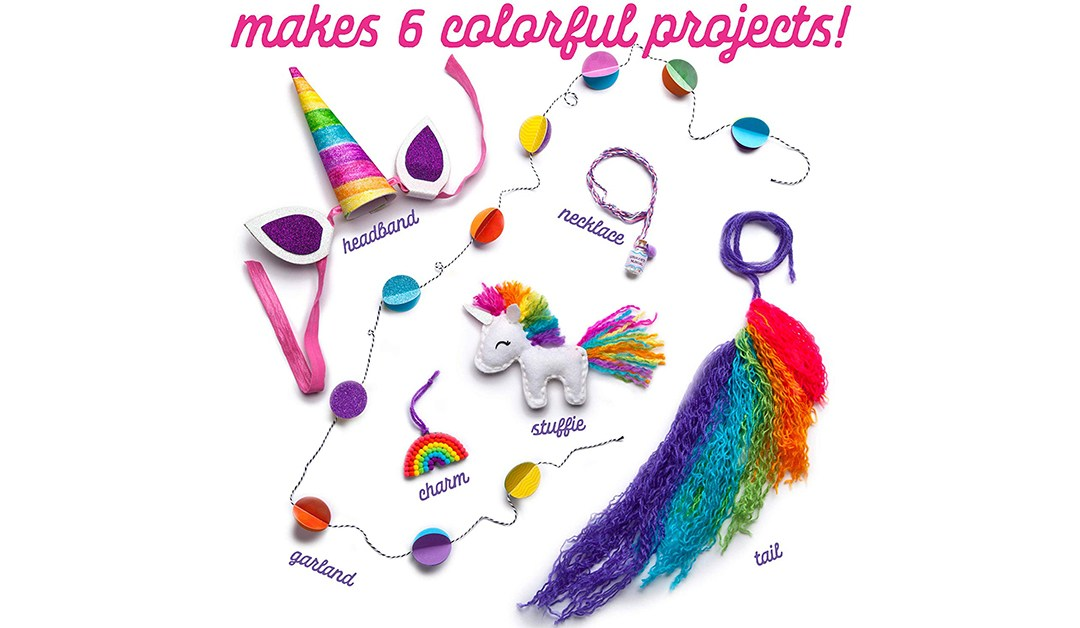 Amazon | BEST PRICE: Craft-tastic Unicorn Projects