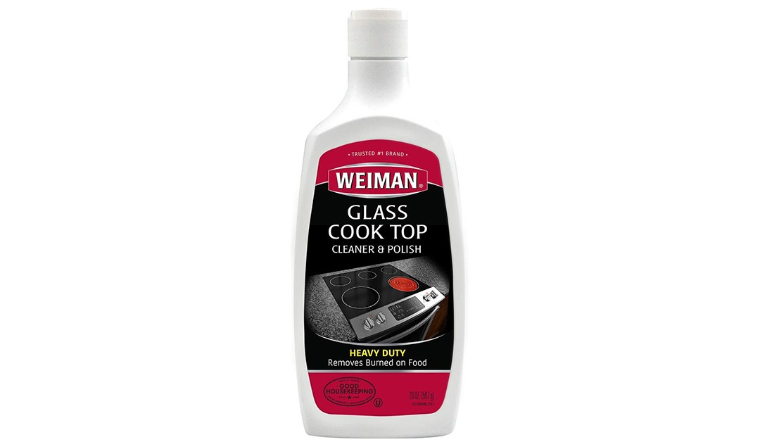 Amazon | BEST PRICE: Weiman Glass Cooktop Cleaner