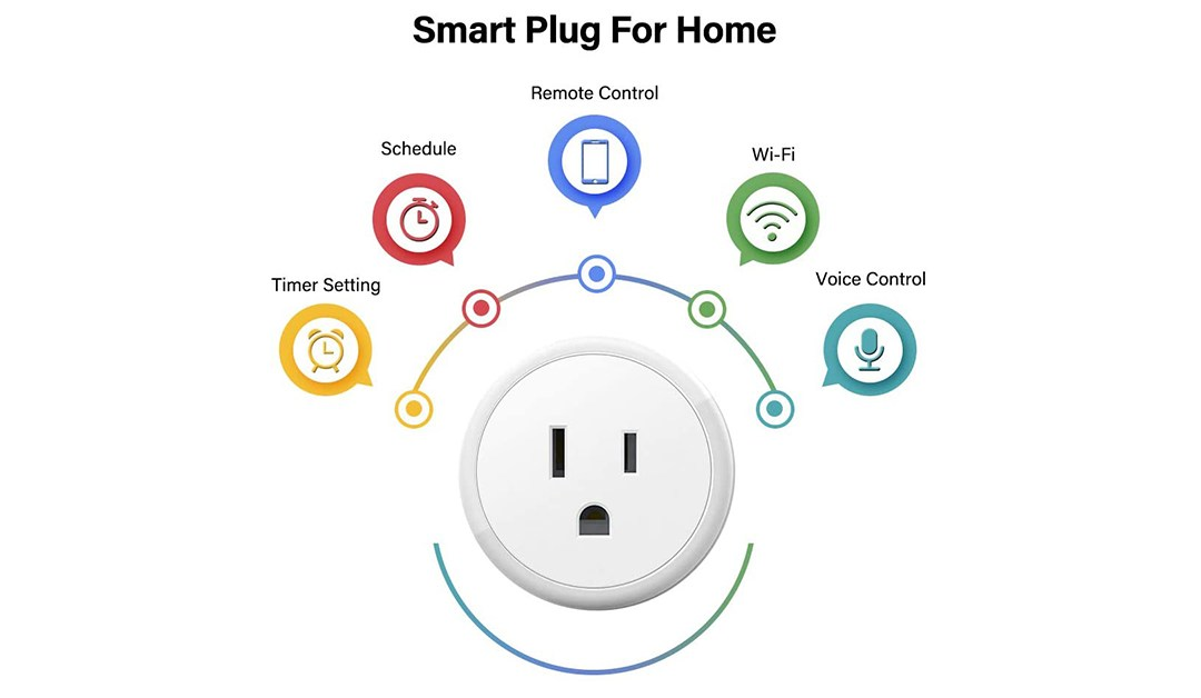 Amazon | BEST PRICE + COUPON: Smart Plugs 4 Pack