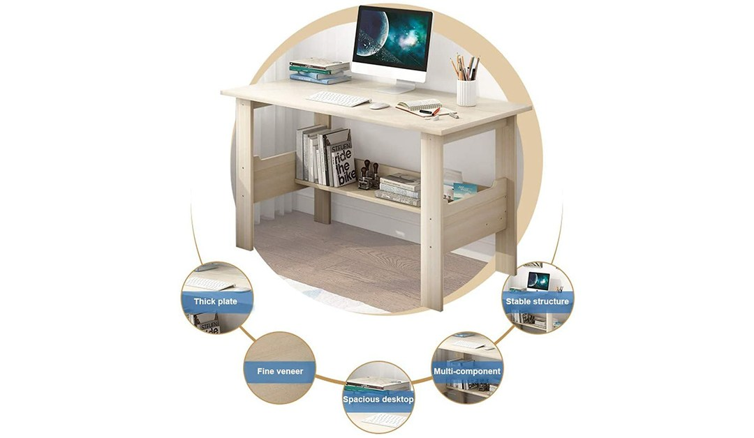 Amazon | 70% off: Computer Desk