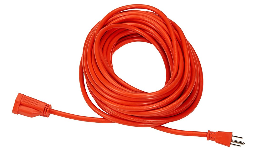 Amazon | GOOD DEAL: 50-Ft Outdoor Extension Cord (4-Pack)