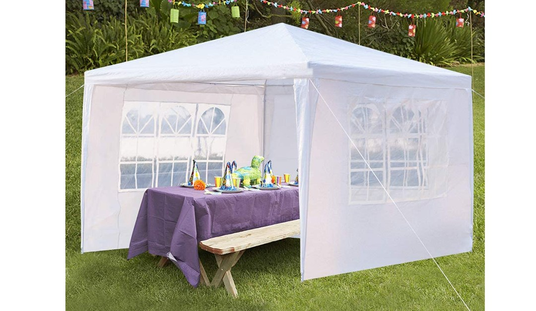 Amazon | BEST PRICE + COUPON: Tent