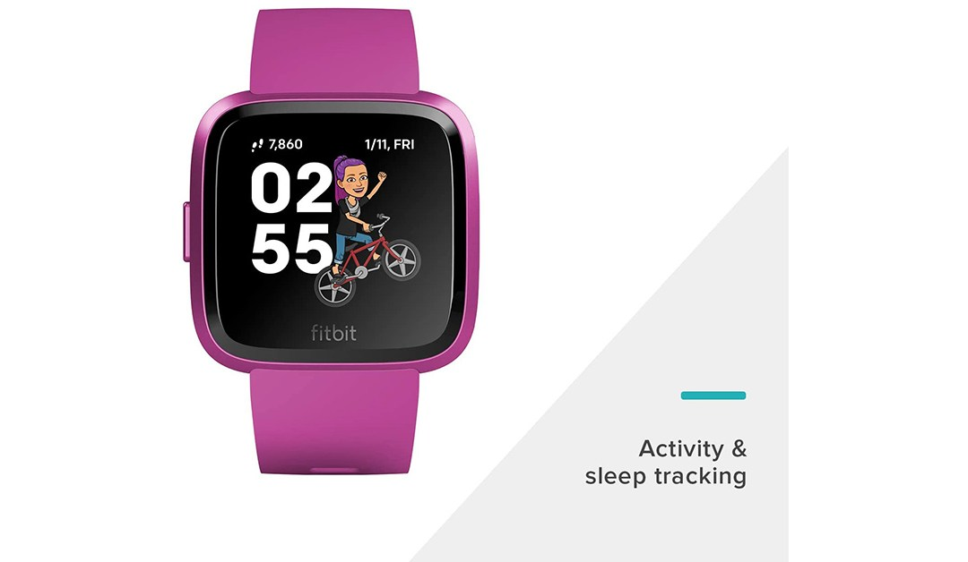 Amazon | BEST PRICE + #PrimeDay2020: Fitbit Versa Lite Edition Smart Watch
