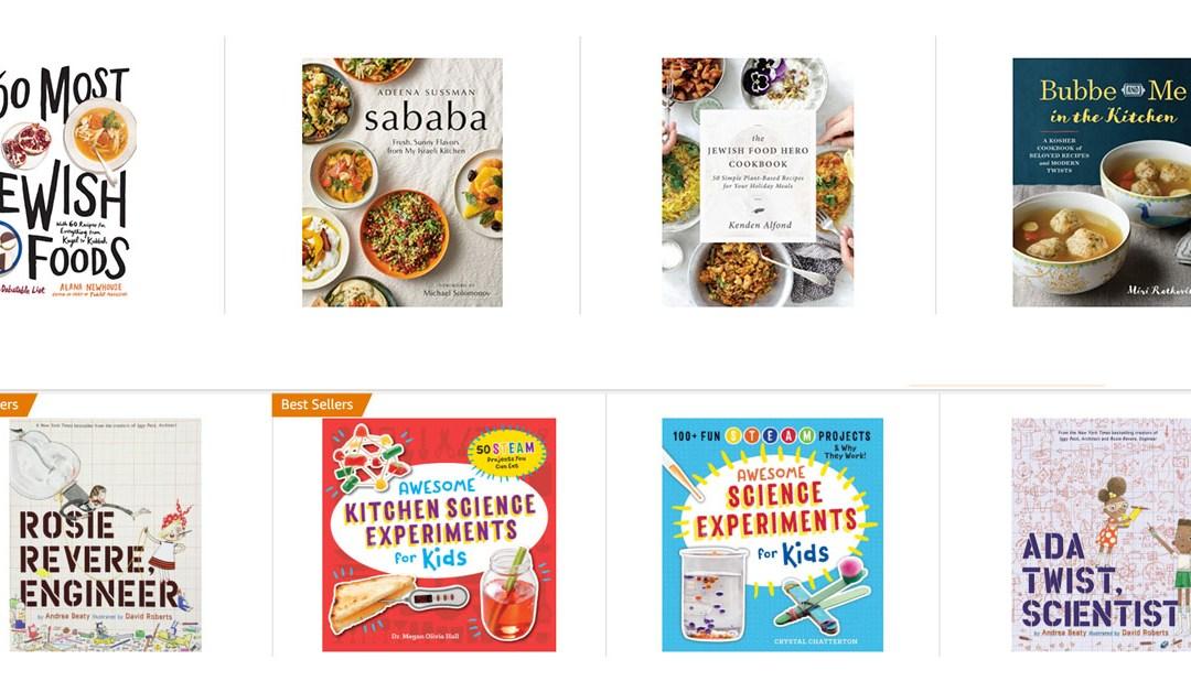 Amazon | #CYBERMONDAY: $5 off 20 in Books
