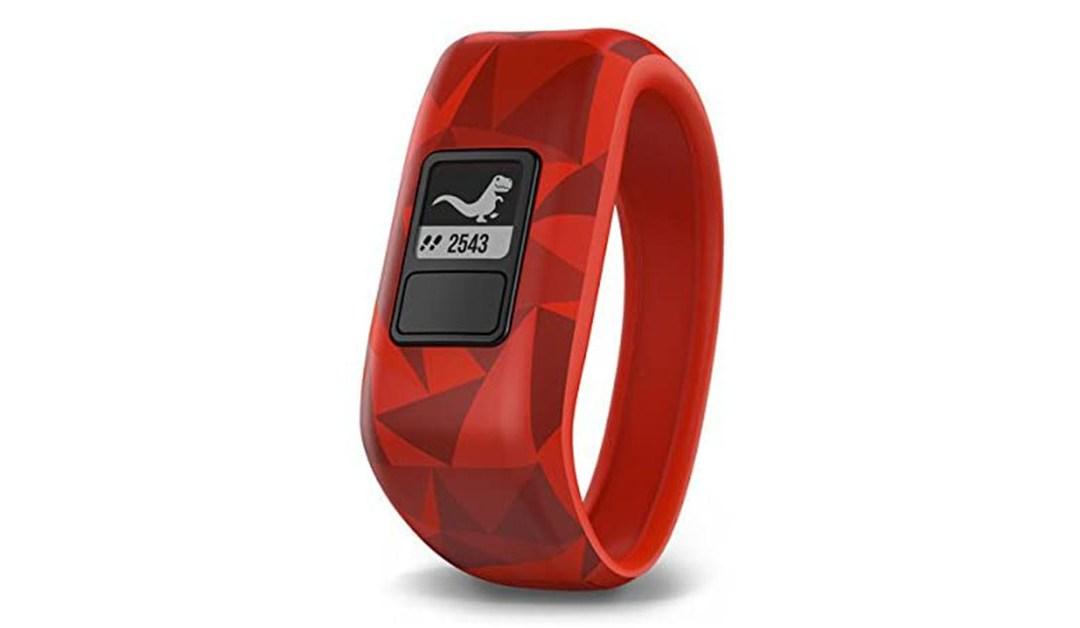 Amazon | BEST PRICE: Garmin vívofit jr, Kids Fitness/Activity Tracker, 1year Battery Life, Real Flower