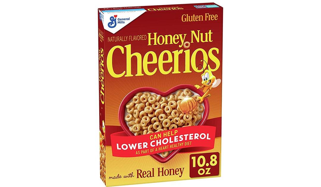 Amazon | BEST PRICE + SUBSCRIBE & SAVE: Honey Nut Cheerios