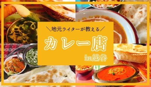 【地元ライターが紹介】越谷市のおすすめカレー店まとめ