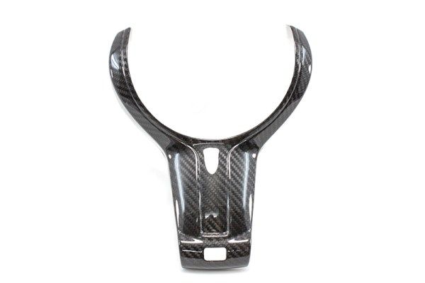 Carbon fiber BMW steering wheel cover for F10-F22-F32-F30- F06-F13-M3-M4-M5-M6-M-sport