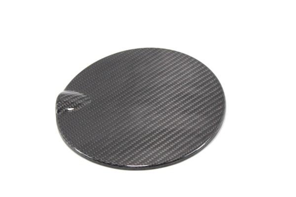 Carbon Fiber ABARTH Grande Punto fuel in flap-cap