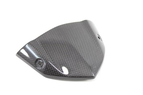 Carbon fiber instrument cover for Kawasaki Z1000