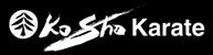 KoSho Karate LogoW 193x50-72res