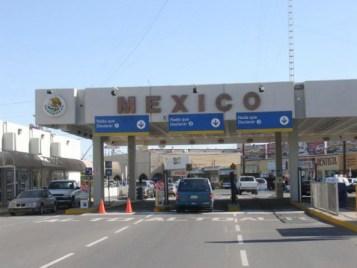 Mexico Entrance