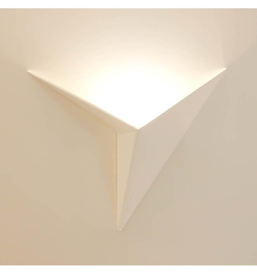 Applique Murale LED Design London Coloris Blanc
