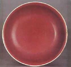 Легенда криваво-червоної порцеляни
