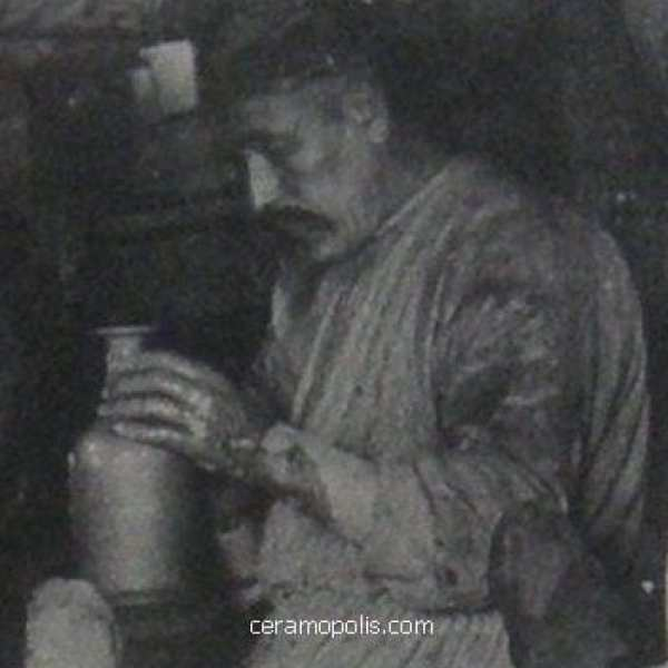 Кераміка Чанаккале, ХІХ ст. Приватна колекція, Афіни, Греція.