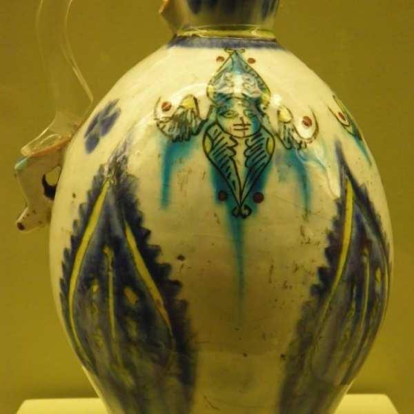 Кютаг'я, XVIII століття. Музей Пера, Стамбул, Туреччина.