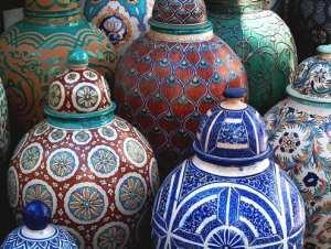 Кераміка Марокко