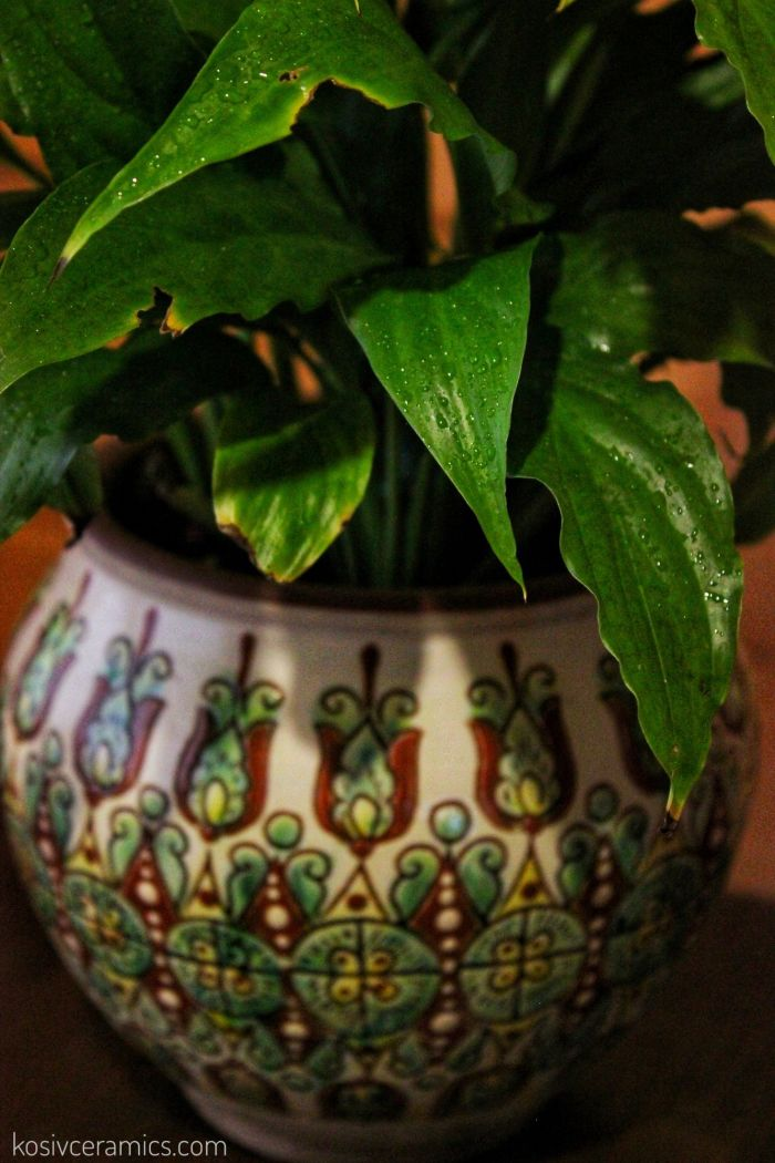 косівська кераміка, сграфіто, посуд, декор, кераміка, троць