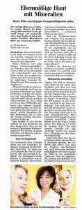 Saarbrücker Zeitung 05/06 April 2007