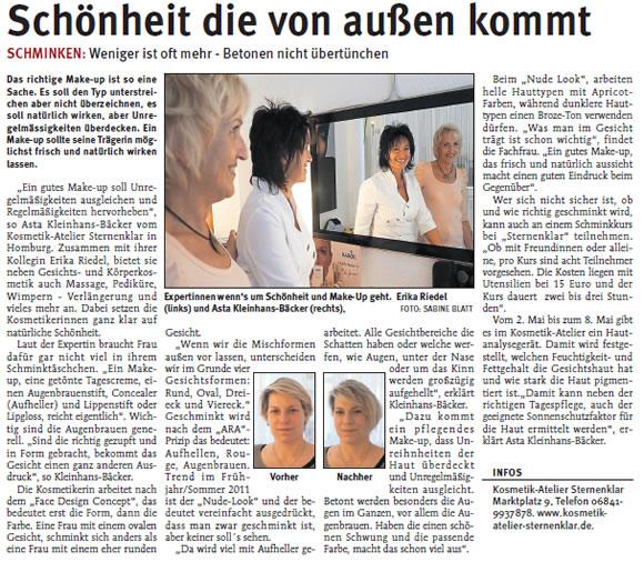 Kreisanzeiger Homburg Nr. 14/2011