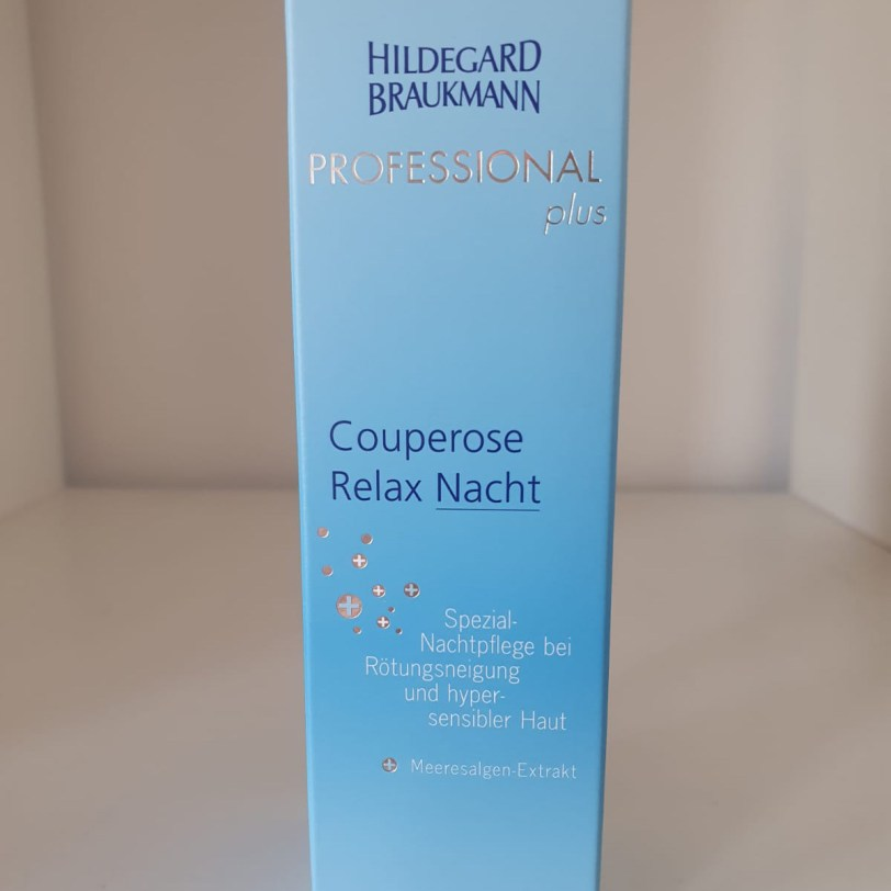 Hildegrad Brauckmann Professional Couperose Relax Nacht