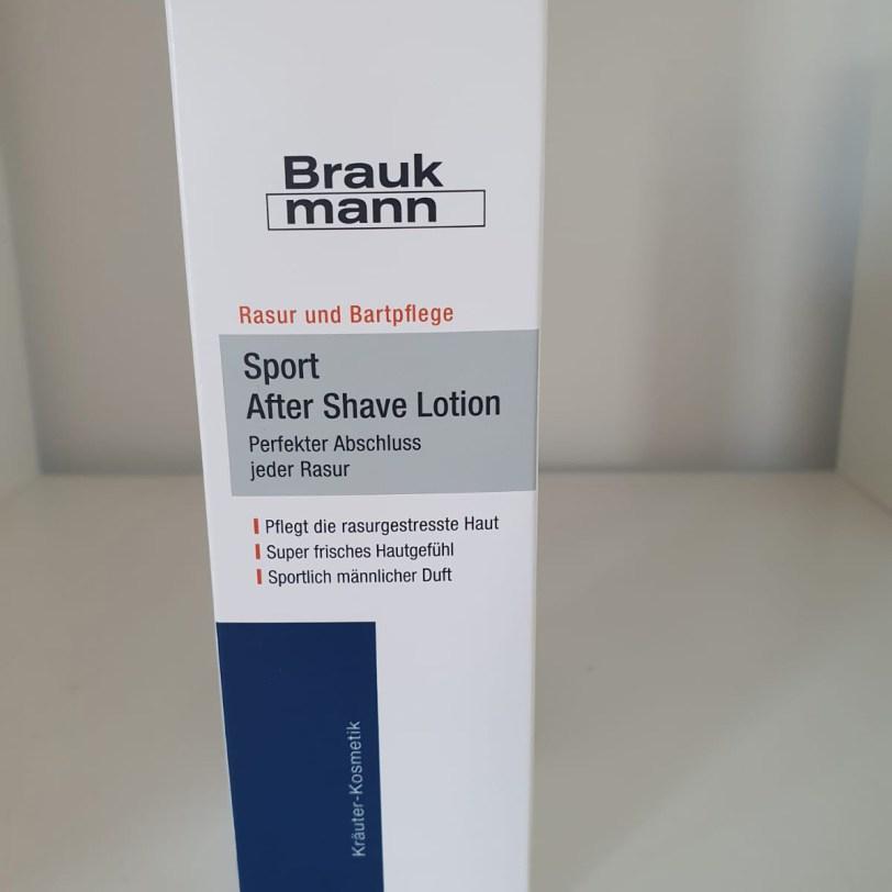Hildegrad Brauckmann MANN Sport After Shave Lotion