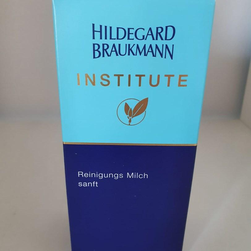Hildegrad Brauckmann Institute Reinigungs Milch sanft