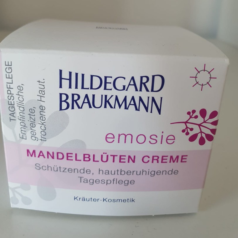 Hildegrad Brauckmann Mandelblüten Creme