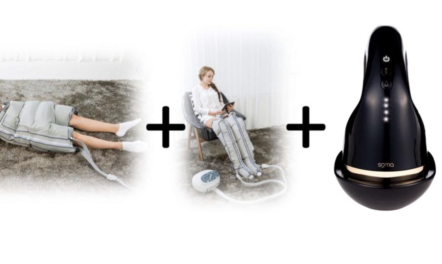 Vakuum & Bodyformer Gerät für zuhause