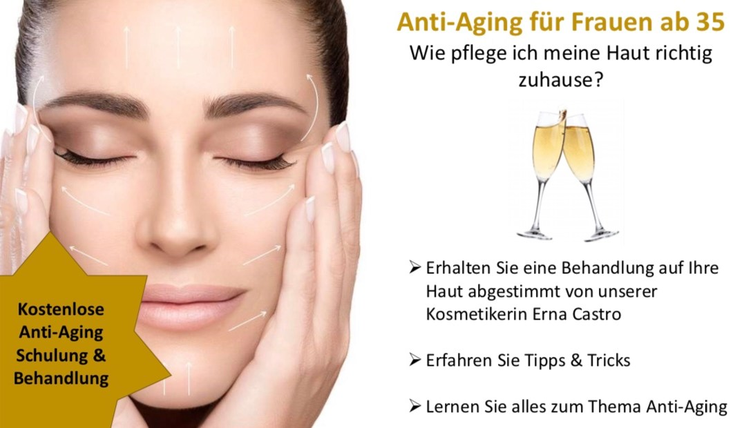 Anti-Aging Schulung