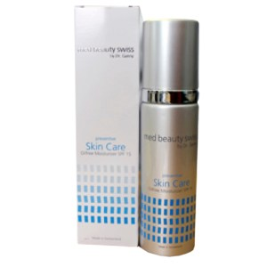 preventive skin care oilfree moisturizer SPF15 Kosmetik Studio Basel