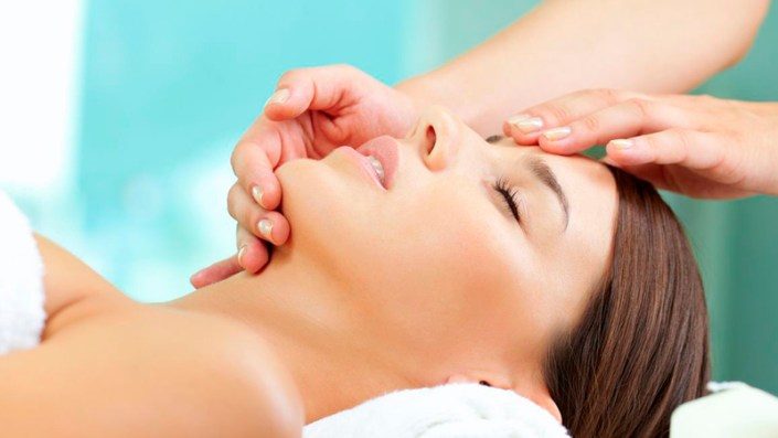 face massage kosmetik studio basel