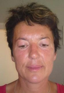 vorher nachher fotos Permanent Make up Augenbrauen Villingen-Schwenningen