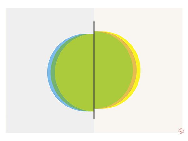 Refraktion II, 2020, New Media, 32 x 46 cm