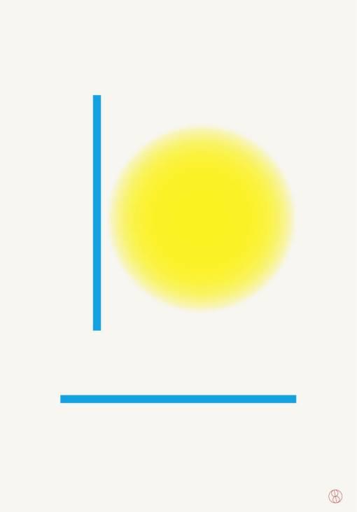 Eos, 2020, New Media Art, 45 x 30 cm