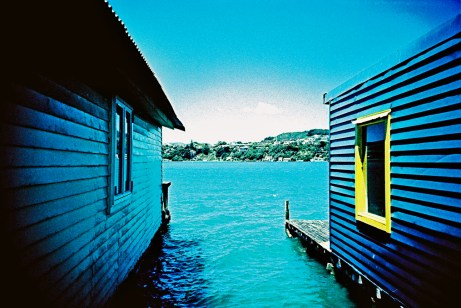 two_blue_sheds