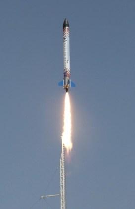 Start rakiety P-20, 30 lipca 2016 / Credit: Vector Space System