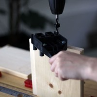 Holzverbindungen III: Wolfcraft Universal-Holzdübel-Set