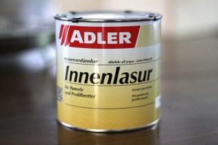 Adler Innenlasur Nuss