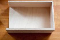 Schublade kleben Schritt 3