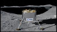 Evropský přistávací modul pro Měsíc
